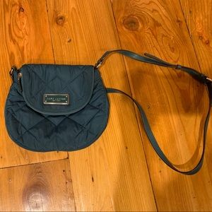 Marc Jacobs green nylon bag